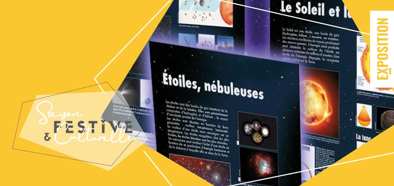 Exposition astronomie